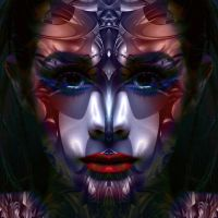 fractal face22 by ordoab