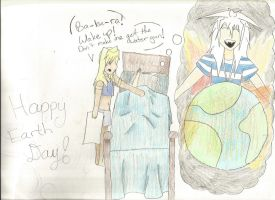 Happy Earth Day! by KittyKat13106