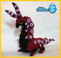 Scolipede by BlueRobotto