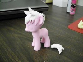 MLP: Friendship is Magic CUSTOM Penny Pincher WIP by UniqueTreats