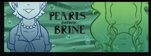 Pearls Before Brine Title Card by TopperHay