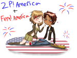 Ask-America-plus50 Art Trade by ChillyWilly829