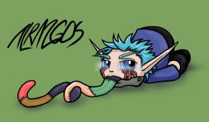 Chibi Alra by lost-in-a-fishbowl