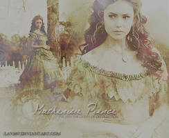 Katherine Pierce by Lav987