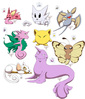 PokeFusions by Fates-Exile