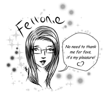 You're Welcome by Fellonie