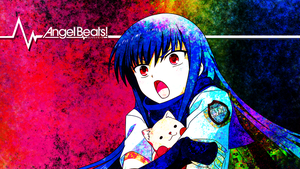 Angel Beats Wallpaper by bugman300