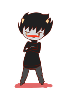 Karkat!! -PC example- by ForeverMuffin