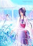 Spring Garden of ancient China by little33cat