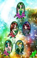 Jupiter family tree by Black-Umi