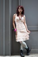 Urban Gothic stock 40 by Random-Acts-Stock