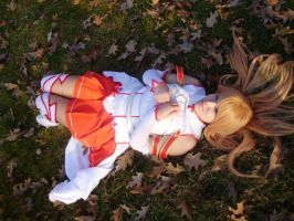 I will always wait for you Kirito by Mezushi-Cosplay