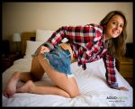 Taylor in plaid 4 by agijo
