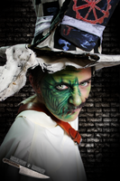 Mad Hatter - Alice Madness by mrralphie
