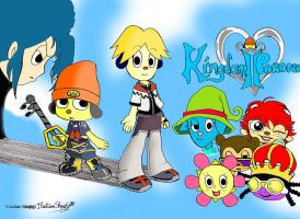 Kingdom Parappa 2 by ItalianShorty