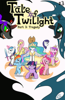 Tale of Twilight - Issue #3 Cover by DonZatch