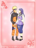 Naruto Loves Hinata part2 by mirage-illusion