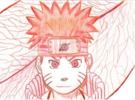 Naruto Red by S-Newman