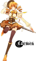 Mami Tomoe... by HoldSmile