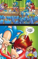 sonic the Hedgehog 148 6 of 6 by NelsonRibeiro
