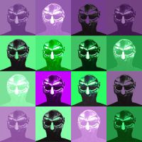 MF DOOM by jblackcat13