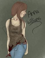 .:.The Last of Us: Anna WIlliams.:. by Rie--Rie