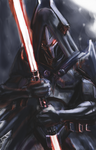 Sith Lord Batman by zathraya