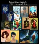 2015 Summary of Art - Studio Smugbug by StudioSmugbug