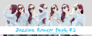 RENDER PACK JESSICA #2 by fanknguyen
