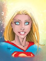 Supergirl by JeffieB