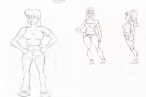 Heroic Figure Invention - Before and After by TheSuperAbsurdist