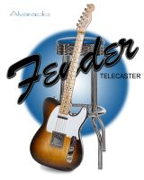Telecaster by hihosteverino