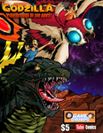 Godzilla: Playthrough of the Ages Cover by alorix