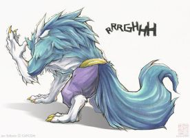 DS- Talbain - ORZ by Seylyn