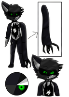 Creation 0 Ref Sheet by Creation-0