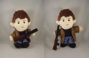 Dean Winchester plush commish by pandari