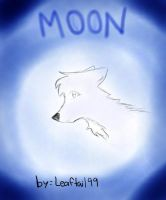 Moon by leaftail99