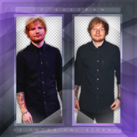 +Ed Sheeran EMAS photopack png by ForeverTribute