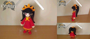handmade Ashley Toy!. by Kyon000
