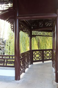 Chinese garden Stock 14 by Malleni-Stock