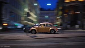 Volkswagen Beetle by ShadowPhotography