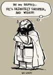 Dwalin: He's shorter! and wider! by haleyhss