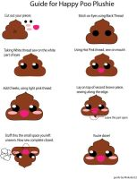 Happy Poop Guide by Mokulen22