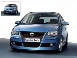 Meaner Polo by topgeartom