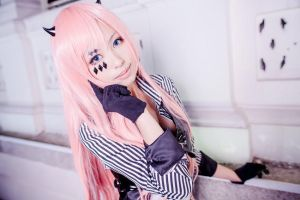 Vocaloid - Poker Face - 13 by Kurisuhime