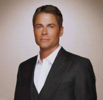 Rob Lowe Completed by yorkey-sa