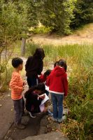 Nature Hike with Art Campers by thevictor2225
