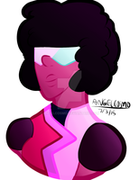 THIS IS GARNET, BACK TOGETHER by angelcosmo