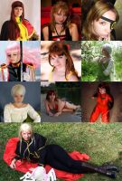 One year in cosplay by Ellumiel