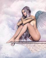 Angelic Musings by RavenMoonDesigns